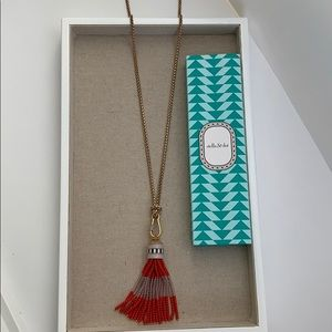 Stella & Dot Brio Tassel Necklace